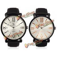 V6 на модные мужские спортивные кварцевые силиконовые простой стиль часы