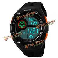 Водонепроницаемые спортивные наручные часы Skemi 1075 LED