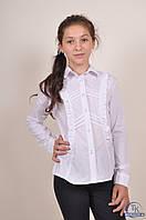 Блуза школьная для девочки Sen 244 Рост:116