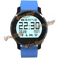 F68 Bluetooth  фитнес здоровый браслет сердца трек скорость шагомер спорта умные часы