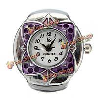 """Часы кольцо женские """"Цветок"""""""