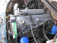 Установка дизельных двигателей