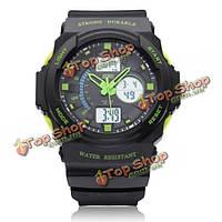 Часы наручные мужские кварцевые цифровые Skmei 0955