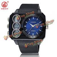 Часы мужские водонепроницаемые цифровые OSHEN ad1503 LED