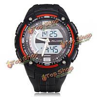 Часы мужские наручные спортивные водонепроницаемые многофункциональные ALIKE ak1280 LED
