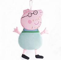 Мягкая игрушка Карман свинка Пеппа 48 см (00853)