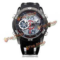 Так ak110 спорт большой набор военной задний свет черные мужские наручные часы