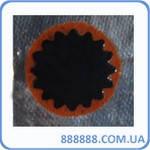 Латка кругла d 20 мм Tg 20 Al 0010 Tirso Gomez Srl