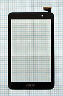Тачскрин сенсорное стекло для Asus MeMo 7 Pad Me176 black