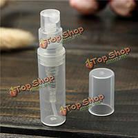 Аэрозольный распылитель прозрачный водный контейнер для пластмассы пульверизатора духов пополняемые бутылки