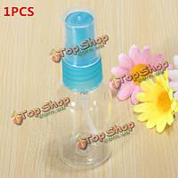 30мл Mini прозрачная пустая бутылка спрей-пластик макияж духи пульверизатор