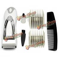 Нк-A009 электрическая беспроводная машинка для стрижки волос триммер бритва удаление бороды мужчин барсетки детей