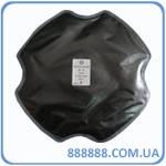 Пластырь диагональный D 6 235 мм 6 слоев корда Россвик Rossvik