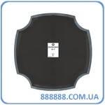 Пластырь диагональный D 9 390 мм 8 слоев корда Россвик Rossvik