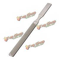 Нержавеющая сталь педикюра пилочка для ногтей маникюр педикюр инструменты для ногтей салон личного пользования