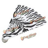 5X Zebra полосы ногтей маникюр уход шлифования блока файла инструмента