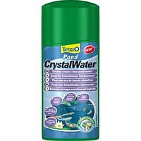 Tetra POND Crystal Water 500ml - препарат для быстрого очищения воды в пруду