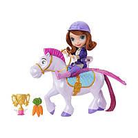 Disney Принцесса София и Конь Минимус Sofia the First Flying Magic Princess and Minimus