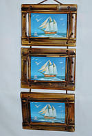 Рамка бамбуковая РБ378-5