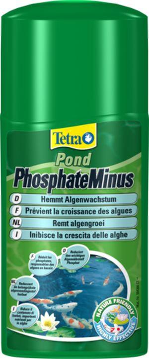 Tetra POND PhosphateMinus 250ml - препарат для удаления фосфатов в пруду - Интернет-магазин «Моё дело» в Харькове