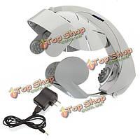 Электрический расслабляющий массажер головы массаж акупунктурных точек