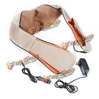 Автомобиль Home 3D разминание подушку инфракрасного отопления массажер иглоукалывание массаж шеи плеч подушки