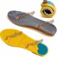 Дышащие ортопедические спортивные стельки для обуви