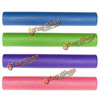 6мм толщиной не скользит Yoga коврик фитнес-тренировки гимнастики коврик прочный 4 цвета