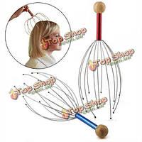 Глава шеи головы оборудование стресс Relax массажер