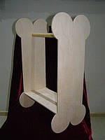 Стойка для собачьей одежды (вешалка)