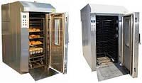 Печь хлебопекарная электрическая конвекционная. Разовая загрузка, шт. формовой хлеб 0.7 кг --- 105.