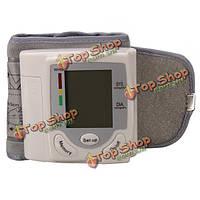 Шк-806 цифровой монитор артериального давления и наручные метр сфигмоманометр