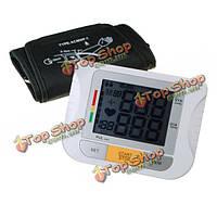 Верхняя рукоятка цифровой сфигмоманометр монитор артериального давления