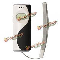 Портативный цифровой ЖК-дисплей тестер спирта ключевой цепи кольца водитель алкотестер дыхания LED факел
