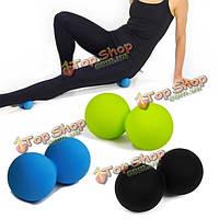 Массаж мяч подвижность триггерная точка тренировки массаж реабилитация Yoga арахис