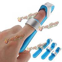 Палец на курок пеноалюминий лубок Совместная поддержка скобка помощи податливый протектор комфорт боль