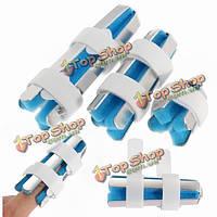 Триггером алюминиевая пена палец лубок сустава податливым защита поддержка скобка обезболивание