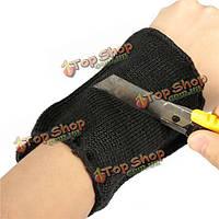 Безопасность запястье стойкость к порезам опорный рычаг предохранителя наручи доказательство повязку защиты рукав