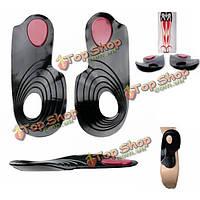 Мягкая Оноге ортопедические стельки для обуви плоскостопия splayfoot вставить правильно