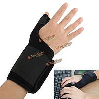 Медицинский спортивный палец Spica лубок бандажа эластичный запястье поддержка стабилизатора артрит