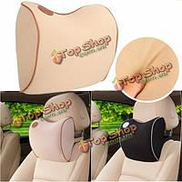 Поддержка шеи подголовник сиденья автомобиля пены памяти подушки подушки шеи релаксации отдых