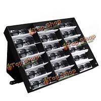 Коробка для хранения очков дисплей стенд