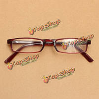 Унисекс моды красный складной дальнозоркостью усталость снимают очки очки для чтения