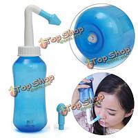 Заложенность носа чистой мыть ирригатор аллергии сброса давления полоскание нети горшок моющим средством орошения