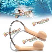 Металлический каркас носовой зажим мягкая плавание комфортно прочный