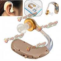 Б-13 регулируемое ухо слуховой аппарат за звук голосовой помощи усилителя слышна