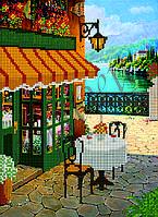 """Схема для вышивки бисером Ресторан """"Морская прохлада"""" КМР 4044"""