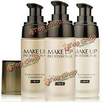 Laikou 40мл жидкое тональное средство отбеливание маскирующее макияж инструмент