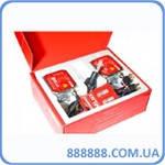 Комплект Сlassic Negative H4/9003/HB2 BI, 50 Вт, 4300°К, 9-16 В 125212442 Mlux
