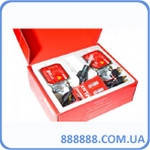 Комплект Сlassic Negative H4/9003/HB2 BI, 50 Вт, 6000°К, 9-16 В 125212642 Mlux